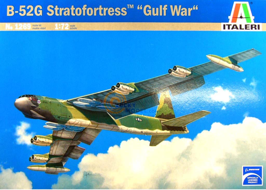 B-52 Stratofortress - Китография, выбор моделей и афтемаркета